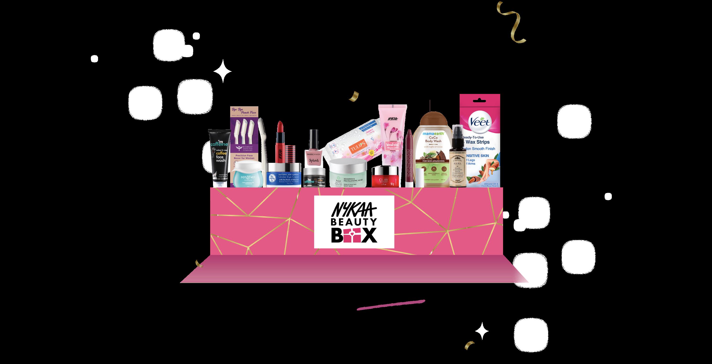 nykaa beauty box