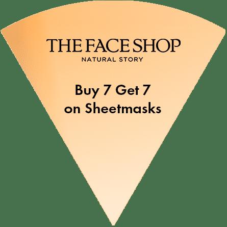 slice offer The Face Shop