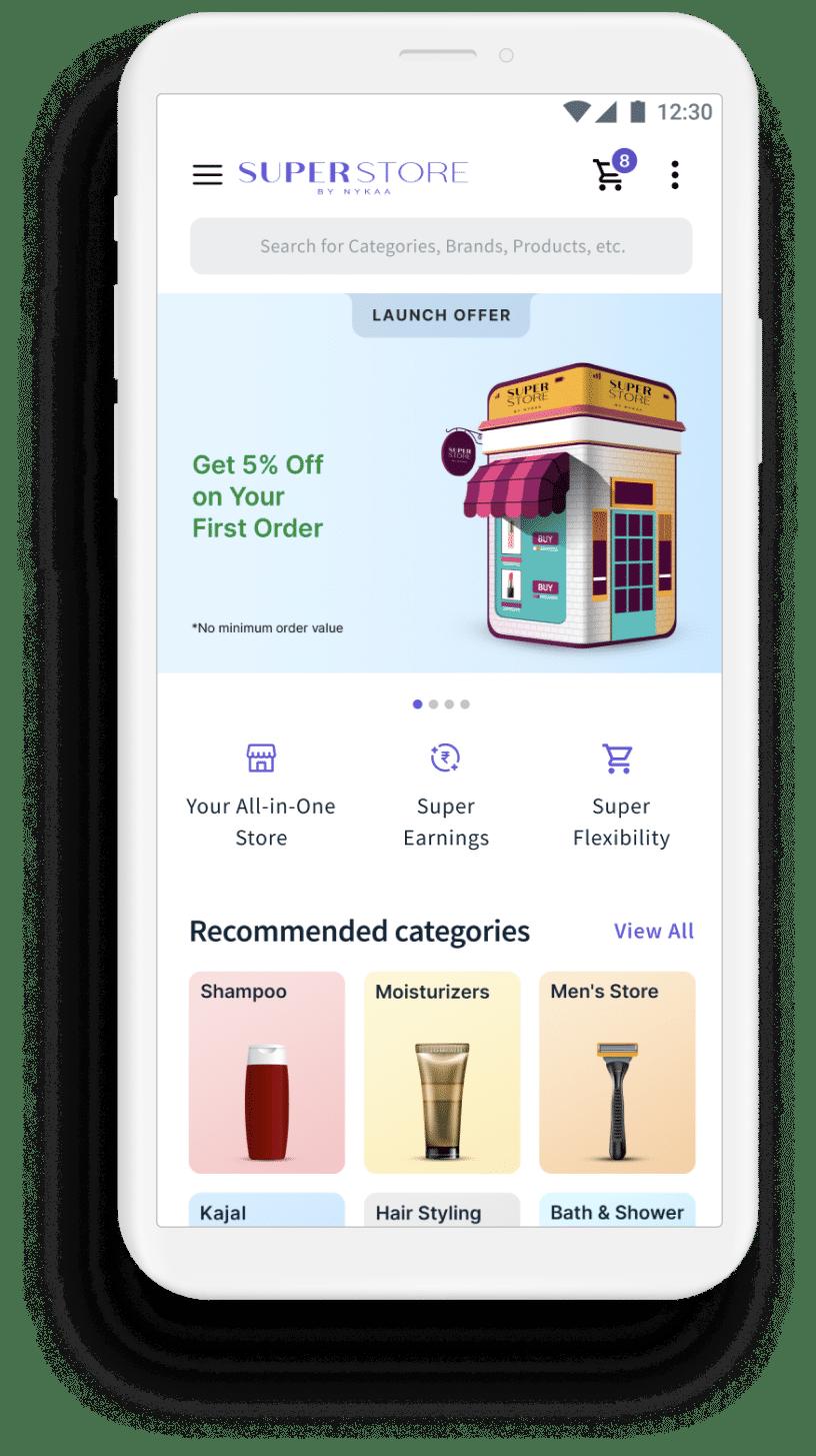super store app