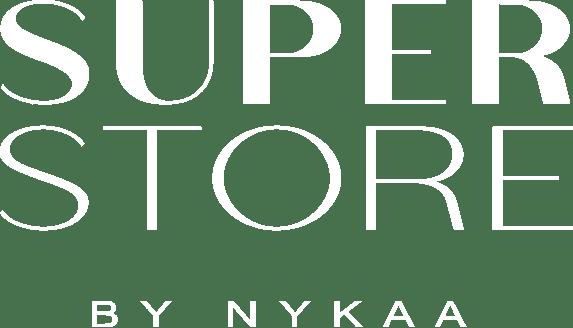 nykaa super store logo